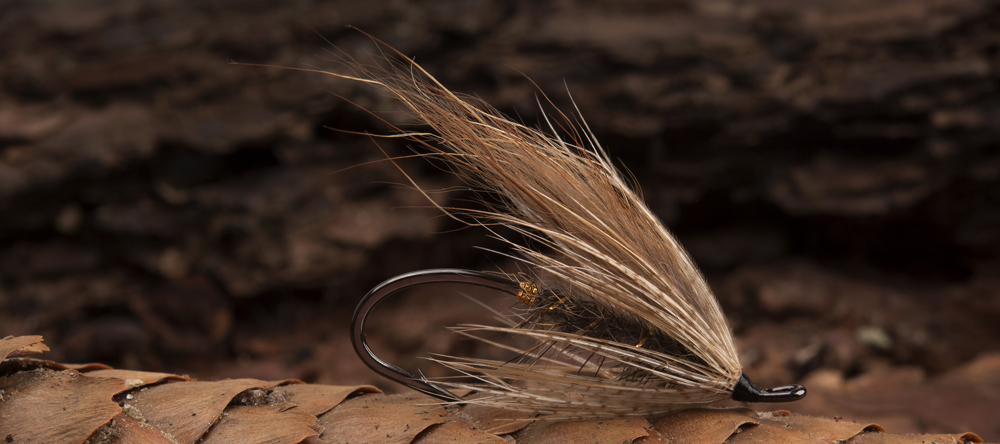 March Brown Hairwing LW