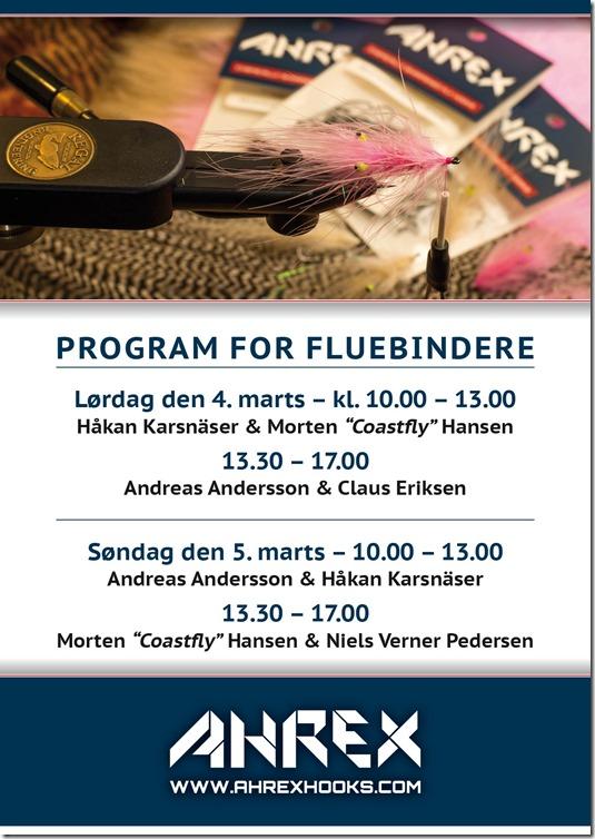 Program til FlyFair - AHREX
