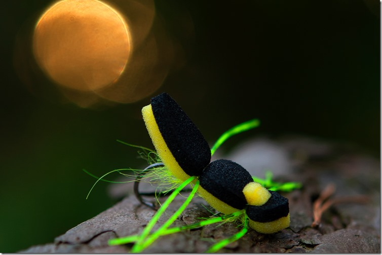 Searun Foam Beetle - Yellow by Mathias Ibsen-04