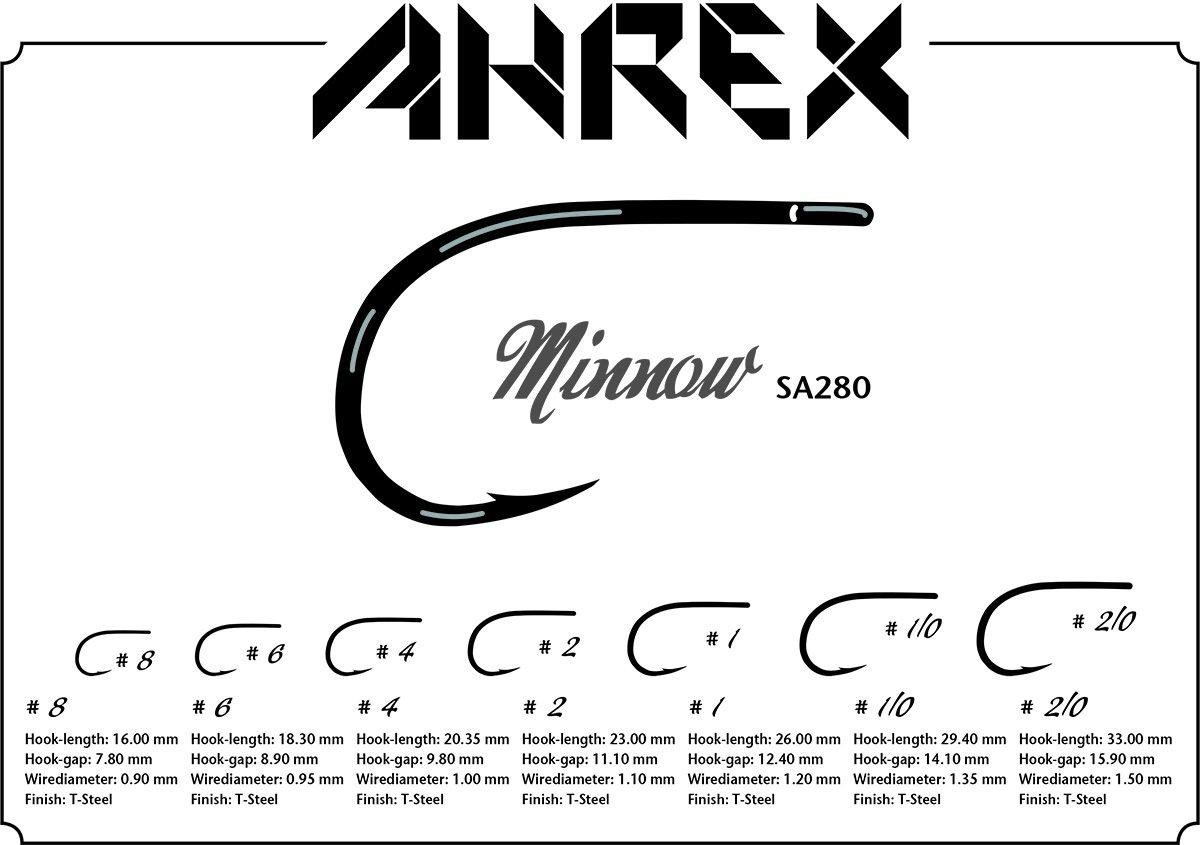AHrex - SA280 Minnow