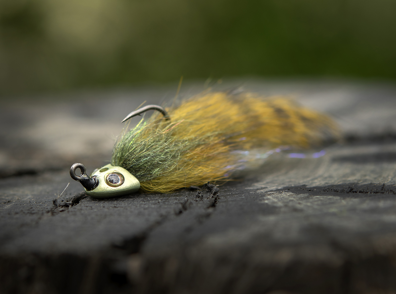 Upside Down Olive Sculpin by Brandon Bailes-08