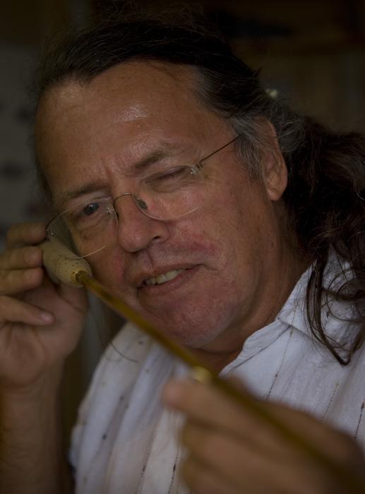 Bjarne Fries-portræt