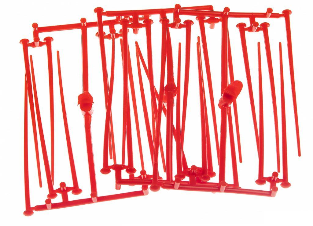 Ahrex Flexi Pegs - Red SKU no 220-37