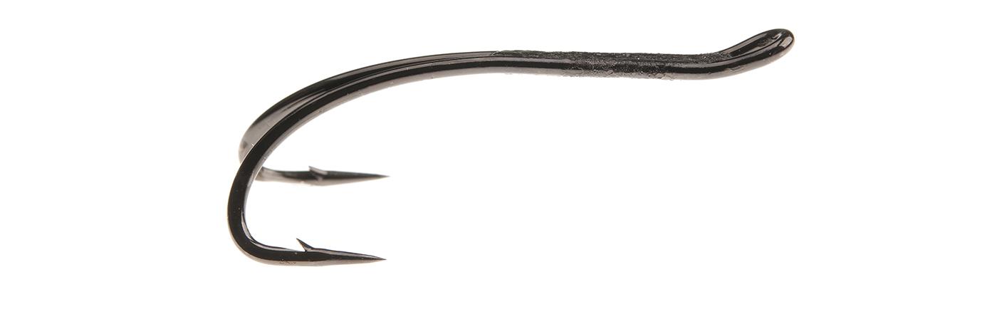 Ahrex HR420 Progressive Double - Black Nickel Finish - Hook only (#4)