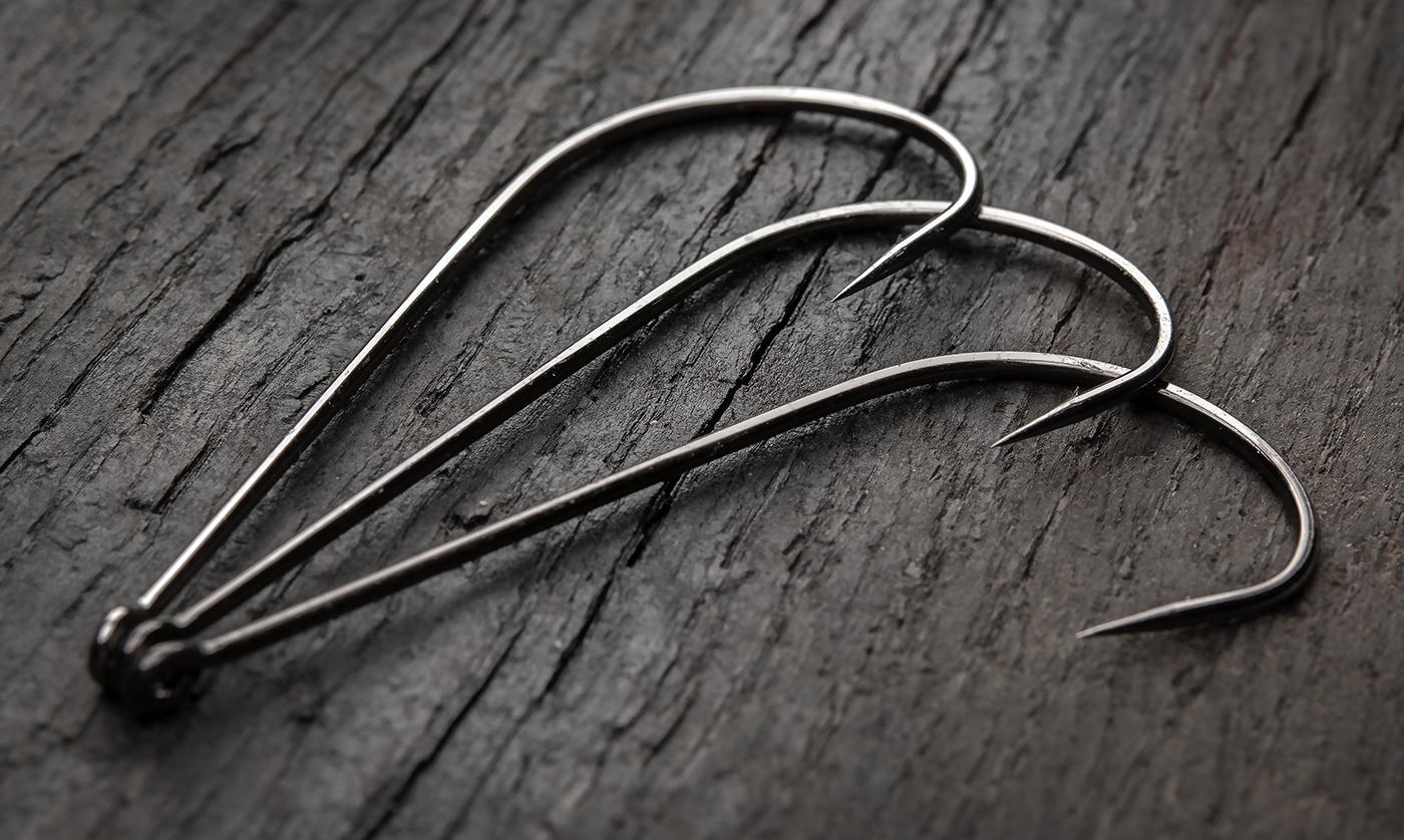 Ahrex TP615 Trout Predator Streamer Long - Hook only (#4-0) - Art-05