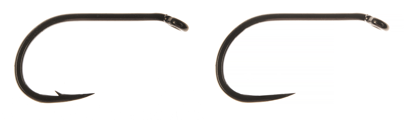 Ahrex FW504 Short Shank Dry - Hook only (#12)