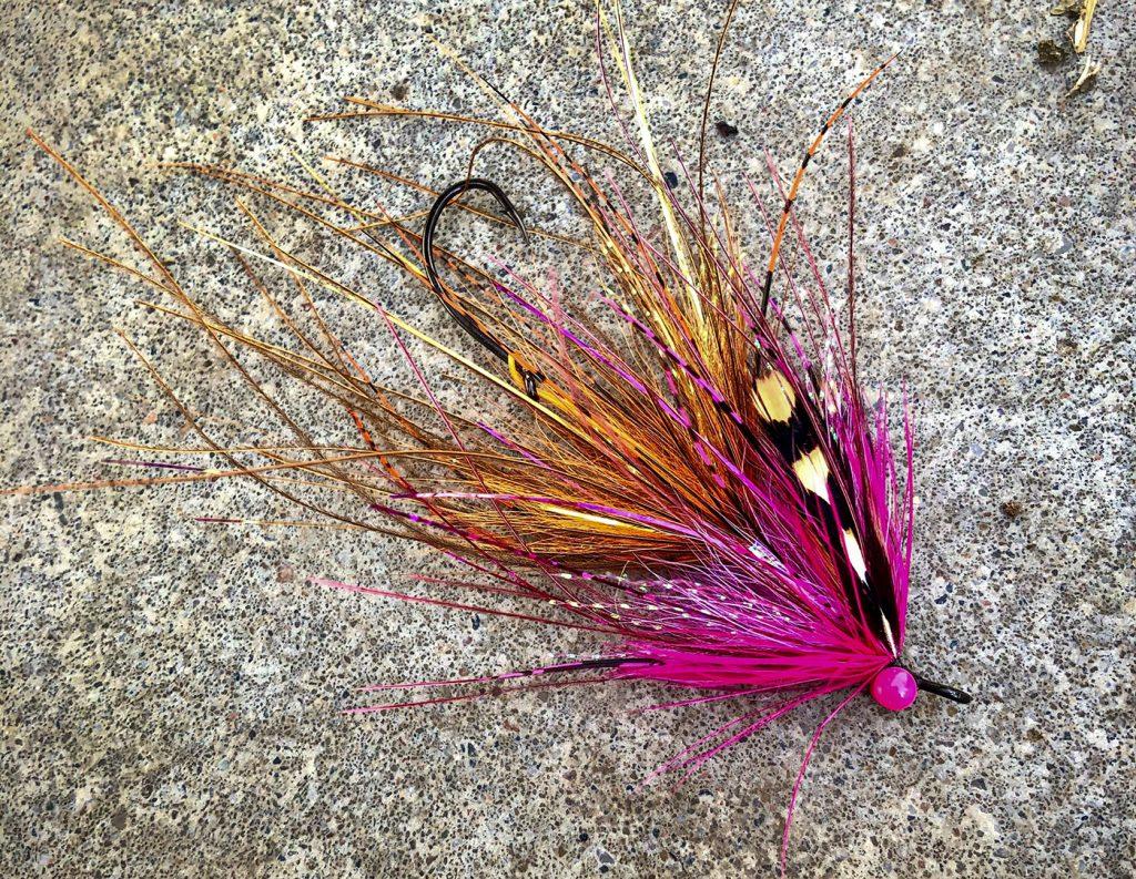 _Orange - Pink Intruder by Alex Belonga