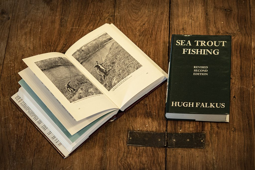 Hugh Falkus Books